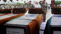 Manipur ambush: Bodies of six Assam Rifles personnel flown to native places