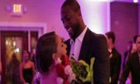 Dwyane Wade surprises local Miami teen at prom