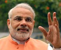 Modi hogs limelight in Kolkata