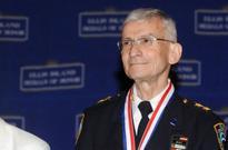 NYPD chaplain rabbi gets historic promotion