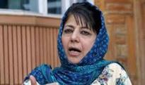 Begin talks with all stakeholders on Kashmir: Mehbooba