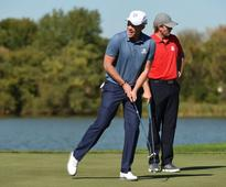 Golf - Willett out of World Cup with back injury