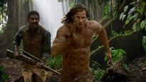 Tarzan's all muscle, CGI but no heart