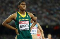 Athletics: Genetic 'gifts' part of sport