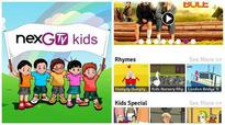 nexGTv Kids app launched with nursery rhymes, Akbar Birbal stories and more