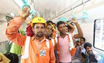 Metro workers to be felicitated today