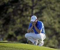 Nicklaus, Palmer, now Jordan Spieth: The Masters has tripped them all