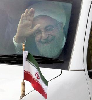 Iran's president arrives in India; Chabahar, trade, security to top agenda