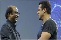 Rajinikanth starrer 2.0's first look event has a gatecrasher  Salman Khan!