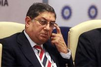 N Srinivasan 'steps aside' as BCCI chief: who said what