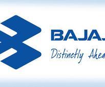 Bajaj Auto sales down by 22% in December