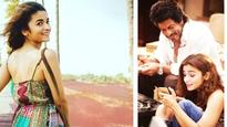 Revealed: The story behind this first picture of Alia Bhatt and SRK in 'Dear Zindagi'