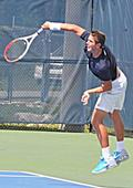 Exmouth tennis ace Jack Findel-Hawkins continues his winning ways in the States