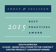 Frost & Sullivan Honors Interactive Intelligence with South Africa Product Leadership Award for Cloud-based Solutions