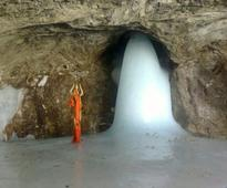 Amarnath Yatra to commence from July 2