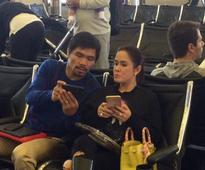 Jinkee Pacquiao giddy over Manny's retirement