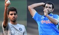 Shami Out, Bhuvi In for Australia Series