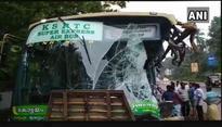 Kerala: 20 injured in bus-truck collision