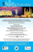The Glory of Hyderabad festival in Chicago on 15  th May