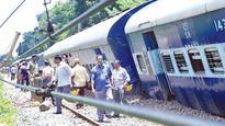 rail Traffic comes to a grinding halt