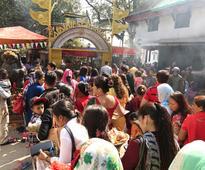 Maha Ashtami being observed