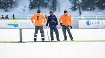 Ice Cricket: Sehwag sets ice on fire but Afridi's side prevails