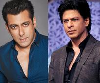 The good old days when Shah Rukh Khan and Salman Khan used to hug each other at Iftaar parties  view pics!
