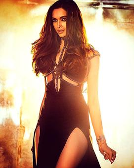 PIX: Deepika's HOT Raabta avatar