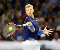Kyle Edmund progresses in Shanghai Masters