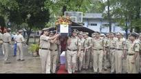 Kolkata: BSF commander killed by cattle smugglers in Tripura buried with full honours