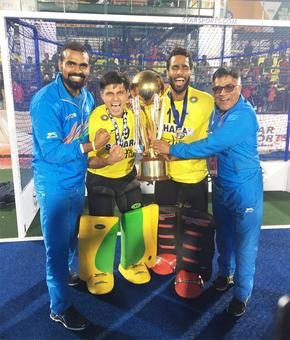 Congratulate India's Jr Hockey team for World Cup win!