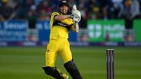 Klinger's hundred goes unrewarded as Hampshire steal in