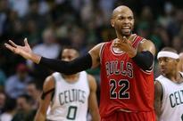 Bulls, Hawks suffer first loss of the season