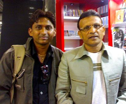 Spotted: Annu Kapoor in Mumbai