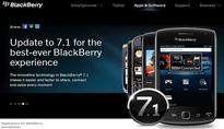 Upgrade To BlackBerry 7.1, Receive 10 Free Mobile Apps