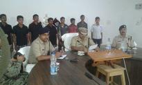 8 Maoist militias surrender in Malkangiri