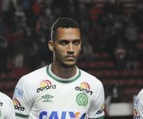 Chapecoense plane crash survivor vows to return to football