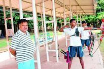 Tata archery cradle eyes mind mentor