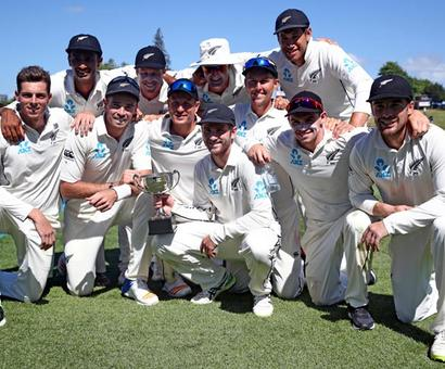 New Zealand finish off Windies to claim series sweep