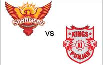 Hyderabad vs Punjab LIVE: Kings XI lose Gilchrist, Valthaty against Sunrisers