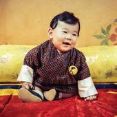 This Tiny and Chubby-Cheeked Prince From Bhutan Is About to Steal Your Heart