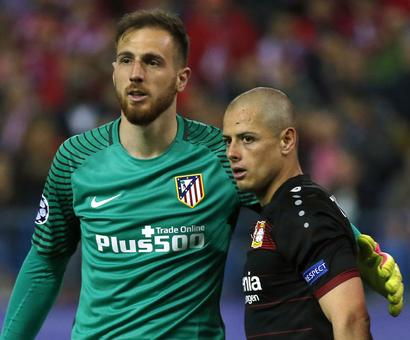 Atletico march into quarters as Oblak shines