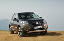 Updated Renault Koleos Unveiled