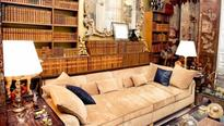 A glimpse inside Coco Chanel's luxurious Parisian apartment