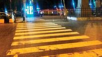 Churchgate to get reflective zebra crossing
