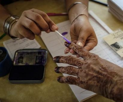 Eyes on Maoist hotbed as West Bengal goes to polls on Monday