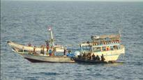 WATCH: Indian Navy foils piracy attempt on Liberian vessel in Gulf of Aden