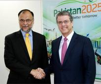 Ahsan Iqbal says Pakistan's exports to increase $150b under Vision-2025