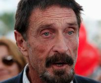 JOHN MCAFEE: Traditional political polling doesn't work