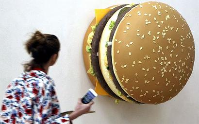 India and the 'Hamburger Economics'